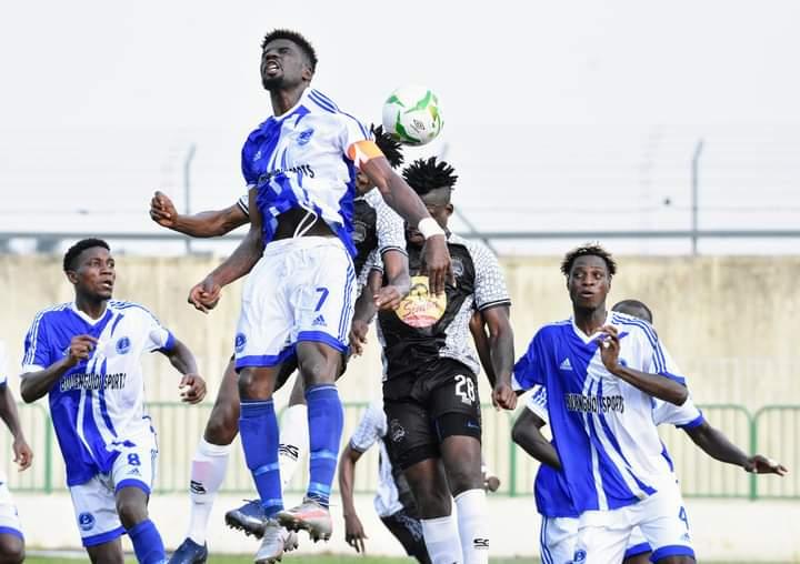CAF-LDC Africaine : Bouenguidi Sport s'incline face au Tout Puissant Mazambé  (1-2)