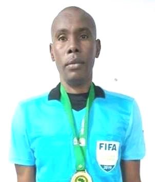 CHAN Total Cameroun 2021: Le tchadien Issa Yaya parmi les arbitres désignés par la commission