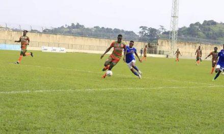 CAF-Tour de cadrage : Battu par Salitas (3-1), Bouenguidi Sports est éliminé !