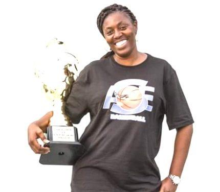 Gabon-basket-ball: Oliveira dans le top des femmes qui font bouger le sport