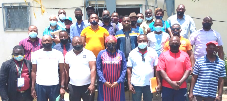 Gabon-Omnisports: La DPS ESTUAIRE invite  associations sportives, écoles et centres de formation à se structurer