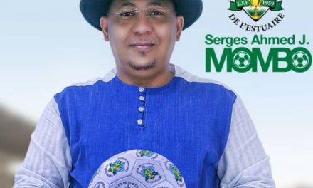 FOOTBALL-ESTUAIRE/ FIN DU SUSPENS: SERGES AHMED MOMBO SERA CANDIDAT A SA PROPRE SUCCESSION