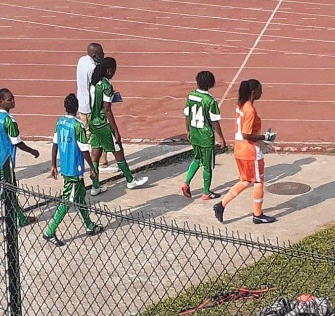 Congo-D1 féminine. AC Colombe humilie Porto FC sur un score historique (23-0)