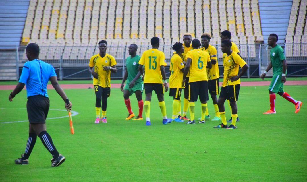 Afrique-Football handisport: Les Panthères arrache le nul face aux Lions indomptables