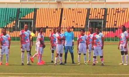 CONGO-FOOTBALL FÉMININ :CONTRE DES VERTS INOFFENSIVES, AC COLOMBE S'EST OFFERT UNE BALADE DE SANTÉ