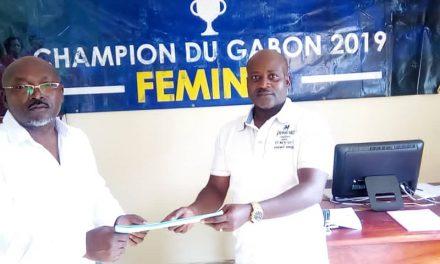 Football -Woleu-Ntem: Cyrille Nsi Alla a Déposé son  dossier de candidature ce samedi