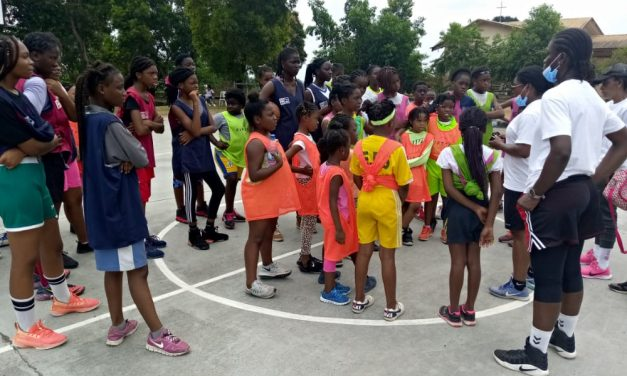ESTUAIRE-BASKET-BALL: FIN DU LADIES CAMP