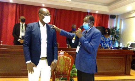 Gabon-Handball, assemblée générale élective : Sylvain Florent Pango-Mbembo plébiscité