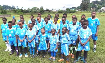 Estuaire-Football amateur: Camp de vacances Parfait Ndong 5ème Édition