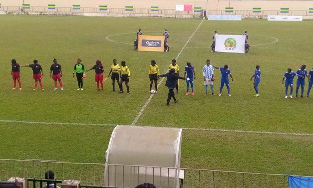 CAF-PREMIER TOUR LEAGUE DES CHAMPIONS AFRICAINE DAMES: MISSILE FC S'IMPOSE À LA MAISON (1-0)