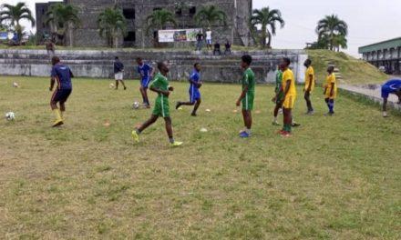 GABON-FOOTBALL: OUVERTURE DE LA 5e ÉDITION DU CAMP PARFAIT NDONG