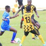 CAF-LEAGUE DES CHAMPIONS AFRICAINE : BOUENGUIDI SE CONTENTE D'UN NUL À DOMICILE CONTRE MANIÉMA